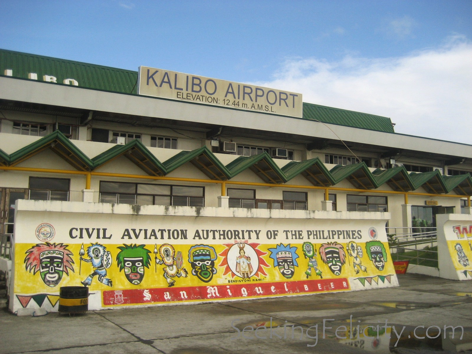 how to get to caticlan from kalibo
