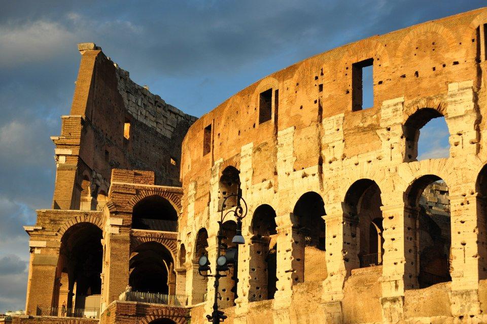 Roman Forum   Seeking Felicity