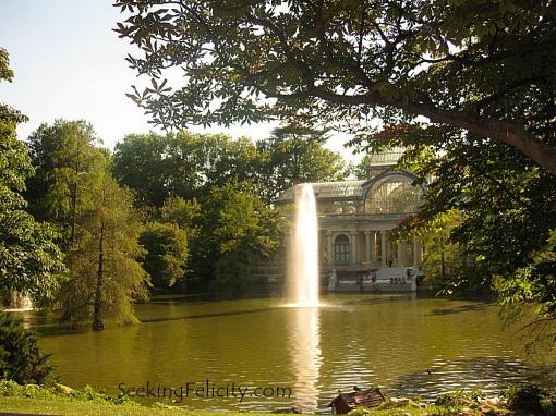 Madrid's Palacio de Cristal