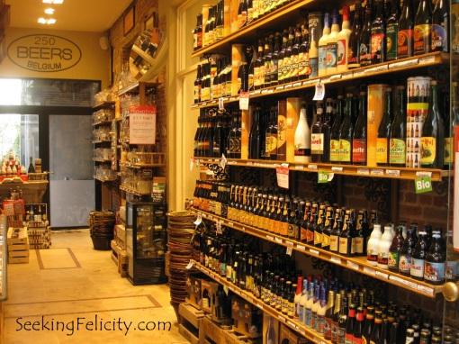 Belgian beers. ;)