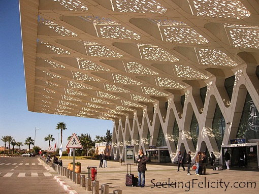 Marrakech International Airport