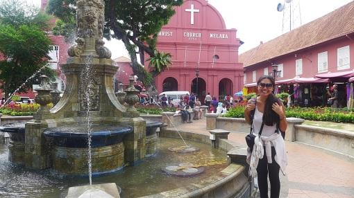 Quick stop over in Melaka