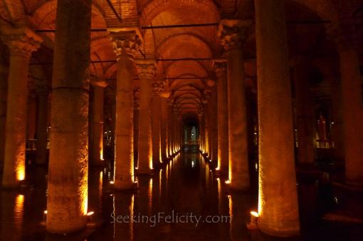 Basilica Cistern (Yerebatan Sarayi)